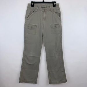 The North Face Tan Cargo Pants A5 Series Size 6